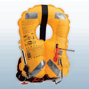 MOB1 lifejacket